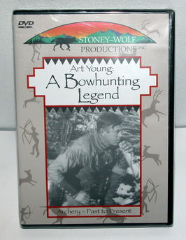 Art Young: A Bowhunting Legend (DVD)