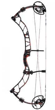 Arc compound Obsession Turmoil Camo Realtree 50-60# Droitier